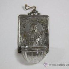 Antigüedades: BENDITERA. 1900. Lote 27854199