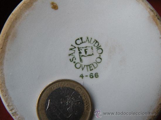 Antigüedades: PAREJA DE TAZONES SAN CLAUDIO - Foto 2 - 27884447