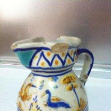 Antigüedades: JARRA VINATERA DE TRIANA - SEVILLA. Lote 27876609