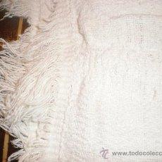 Antigüedades: CUBREACAMA O COLCHA. Lote 27893401
