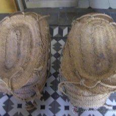 Antigüedades: SERON O CAPAZOS CAPACHOS ALPUJARREÑOS ANTIGUO DE ESPARTO . Lote 27920407