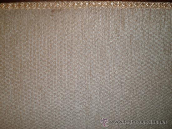 Antigüedades: sofa alto de nogal - Foto 2 - 27933917