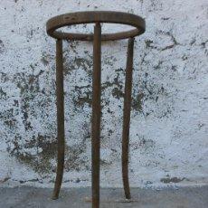 Antiquités: ANTIGUO PALANGANERO PARA REPARAR. Lote 27972917