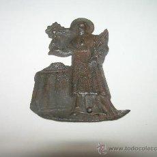 Antigüedades: ANTIGUA MEDALLA.....SAN RAMON NONATO.....SIGLO XVIII.. Lote 27991998