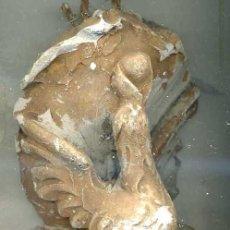 Antigüedades: RELIEVE EN ESTUCO : AVE EN VUELO. Lote 28022790