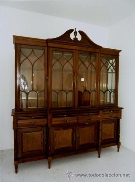 mueble de salon estilo ingles - Comprar Cómodas Antiguas en ...