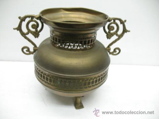 ANTIGUO JARRON (Antigüedades - Hogar y Decoración - Jarrones Antiguos)