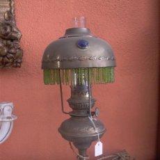 Antigüedades: BONITA LAMPARA QUINQUÉ. Lote 28080642
