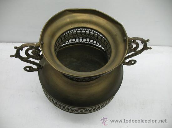 Antigüedades: ANTIGUO JARRON - Foto 2 - 28077342
