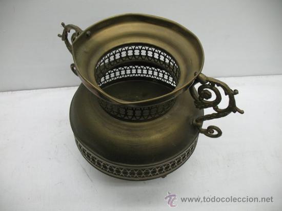 Antigüedades: ANTIGUO JARRON - Foto 3 - 28077342