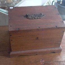 Antigüedades: CAJA INGLESA. Lote 28091692