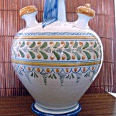 Antigüedades: BOTIJO GRANDE DE TALAVERA /// . Lote 101202247