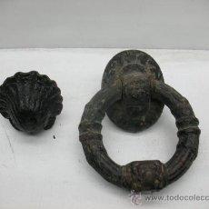 Antigüedades: PICAPORTE ANTIQUISIMO - . Lote 28216889