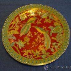 Antigüedades: PLATO DE PORCELANA JAPONESA. Lote 28266186