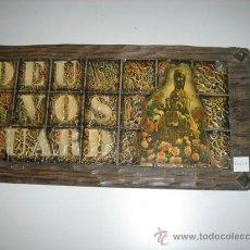 Antigüedades: ORNAMENTO BIENVENIDA ENTRADA.. Lote 28277565