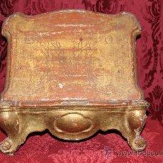 Antigüedades: ATRIL SIGLO XVIII. Lote 28358439