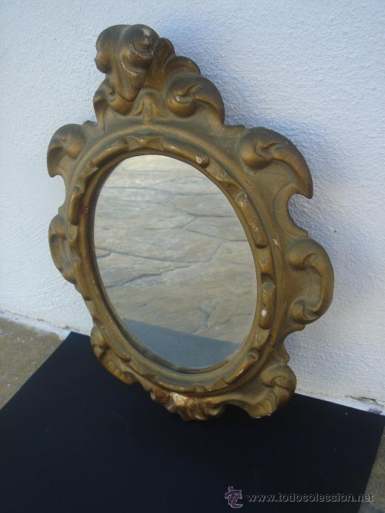 Antigüedades: VISTA LATERALIZADA SOBRE PARED - Foto 2 - 28398629