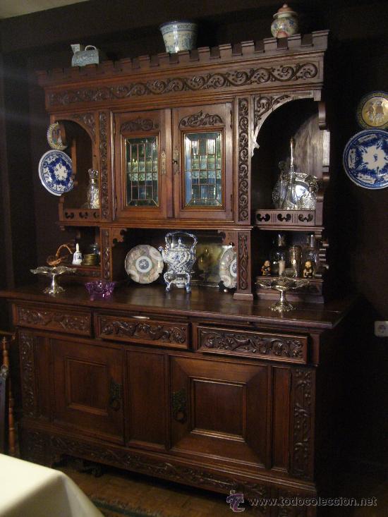 Muebles De Madera Antiguos - Ideas De Disenos - Ciboney.net