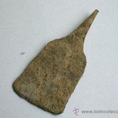 Antigüedades: PIEZA DE HIERRO DE UN TRILLO. Lote 28449208