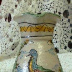 Antigüedades: ANTIGUA JARRITA DE CERÁMICA DE EL PUENTE DEL ARZOBISPO (TOLEDO) 1/2 SIGLO XX. Lote 28470228