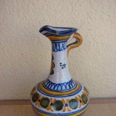 Antigüedades: JARRA DE TALAVERA. Lote 28483607
