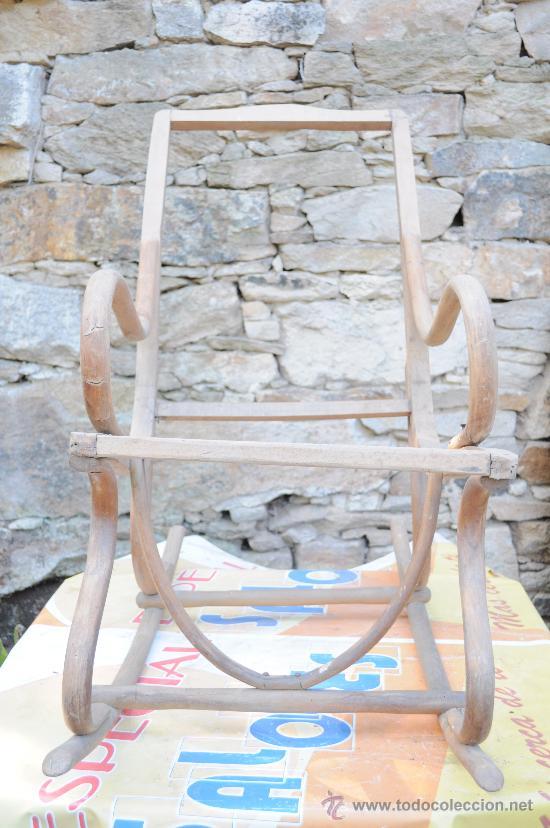 Antigüedades: MECEDORA TIPO THONET - Foto 5 - 28514429