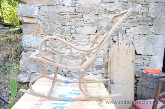 Antigüedades: MECEDORA TIPO THONET - Foto 3 - 28514429