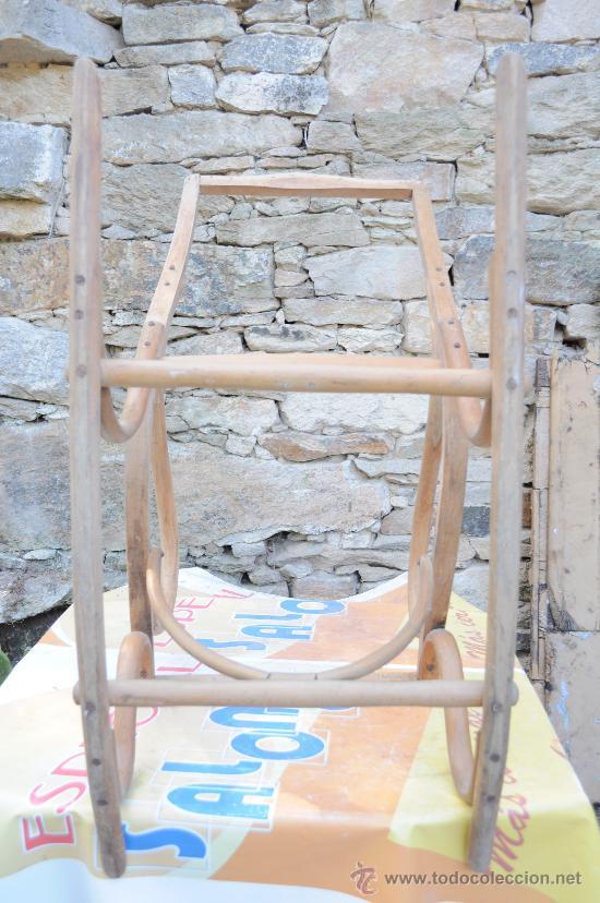 Antigüedades: MECEDORA TIPO THONET - Foto 2 - 28514429