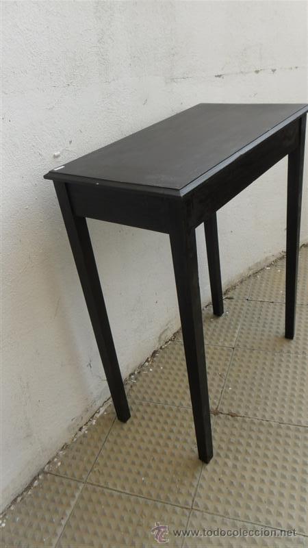 Antigüedades: ,mesa velador rectangular - Foto 3 - 28533708