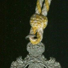 Antigüedades: MEDALLA DE LA AGRUPACION DE ROMEROS DE SAN ISIDRO LABRADOR. SAN JOSE DE LA RINCONADA. Lote 28537891
