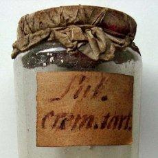 Antigüedades: BOTE DE FARMACIA SXVIII. Lote 28543536