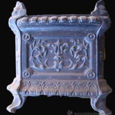 Antigüedades: JARDINERA ANTIGUA DE HIERRO. Lote 28545426