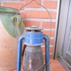 Antigüedades: ANTIGUO FAROL PARA EL ALUMBRADO.. Lote 28558015