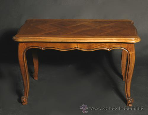 MESA RINCONERA (Antigüedades - Muebles Antiguos - Mesas Antiguas)