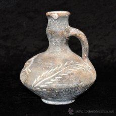 Antigüedades: ANTIGUA PIEZA DE TERRACOTA SIGLO XVIII. DESCONOZCO MANUFACTURA. Lote 29960188