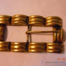 Antigüedades: HEBILLA DE METAL AÑOS 30. Lote 28662465