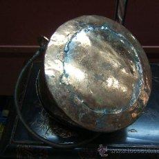 Antigüedades: PEQUELA OLLA COBRE. Lote 28670611
