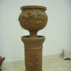 Antigüedades: ANFORA CERAMICA. Lote 28675876
