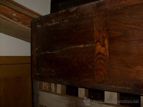 Antigüedades: mesa de castaño - Foto 14 - 26380770