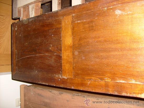 Antigüedades: mesa de castaño - Foto 9 - 26380770