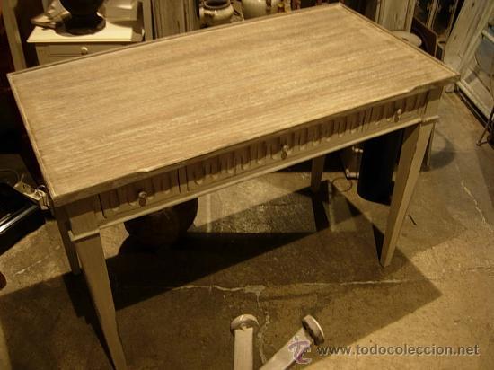 Liquidacion mesa de despacho escritorio en ma comprar - Mesas de escritorio antiguas ...