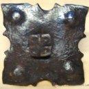 Antigüedades: CLAVO DE HIERRO FORJADO. Lote 28776856