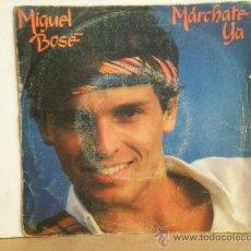 Discos de vinilo: MIGUEL BOSE. Lote 28861145