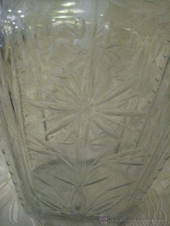 Antigüedades: Botella - garrafa de cristal de la Granja del siglo 18 - Foto 7 - 28867405