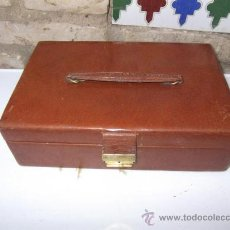 Antigüedades: CAJA CIGARRILLO. Lote 28886780