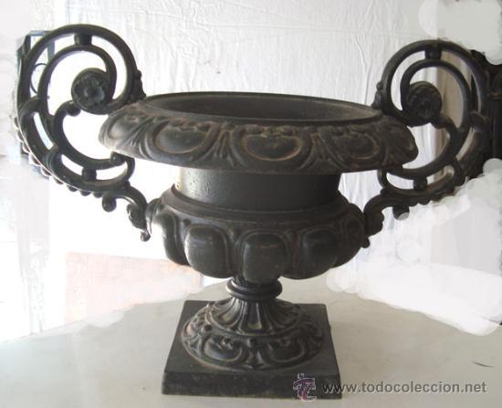 ESTUPENDA JARDINERA ANTIGUA (Antigüedades - Hogar y Decoración - Jardineras Antiguas)