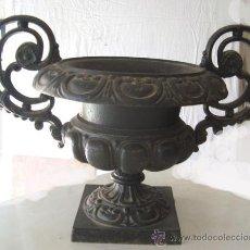 Antigüedades: ESTUPENDA JARDINERA ANTIGUA. Lote 28924742