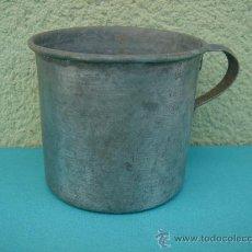 Antigüedades: MEDIDA ANTIGÜA PARA LÍQUIDOS. Lote 28932032