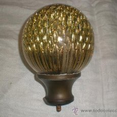 Antigüedades - pomo de escalera de cristal - 28971444