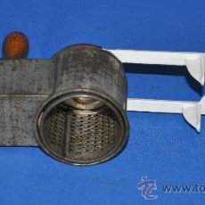 Antigüedades: PICADORA.. Lote 29071529